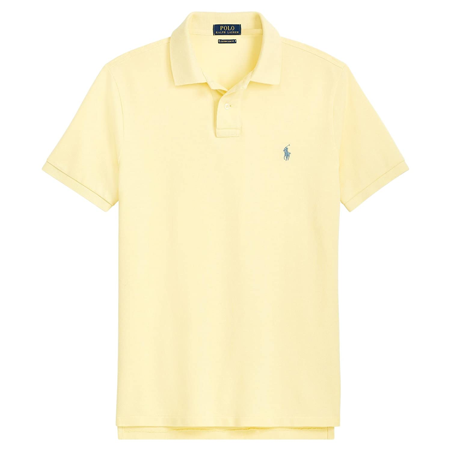 Polo Ralph Lauren Classic Fit Mesh Polo At Amazon Mens Clothing Store