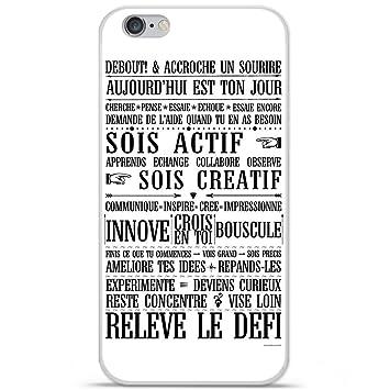 coque iphone 6 silicone rebelle