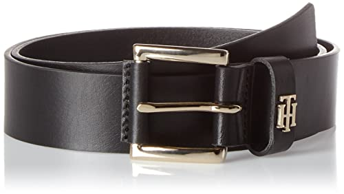 Tommy Hilfiger Square Th Belt Med, Cintura Donna