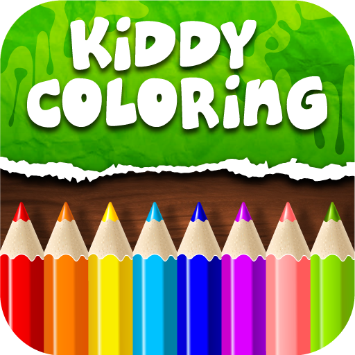 Kiddy Coloring - Free Games Toddler
