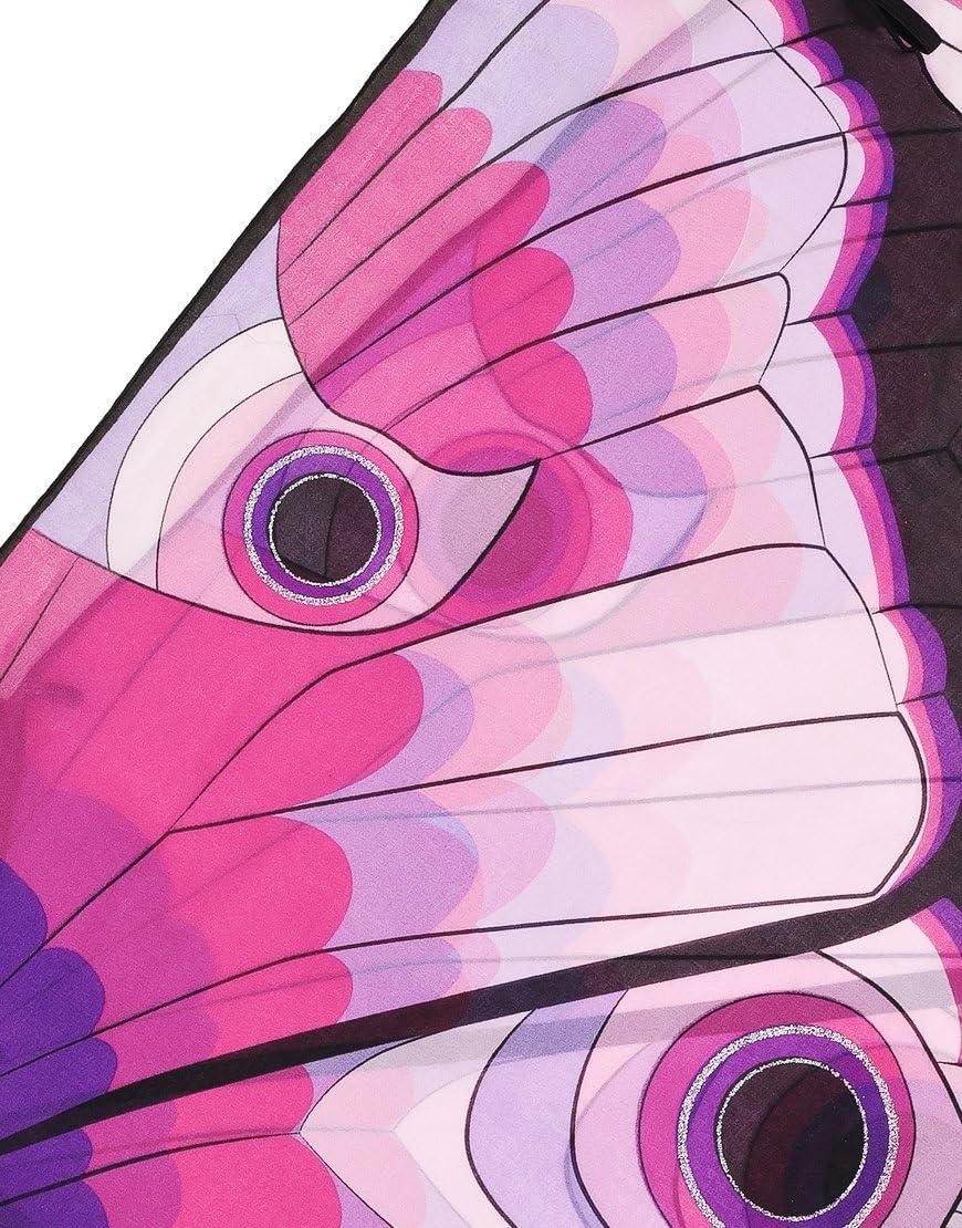 Douglas Pink Butterfly Wings