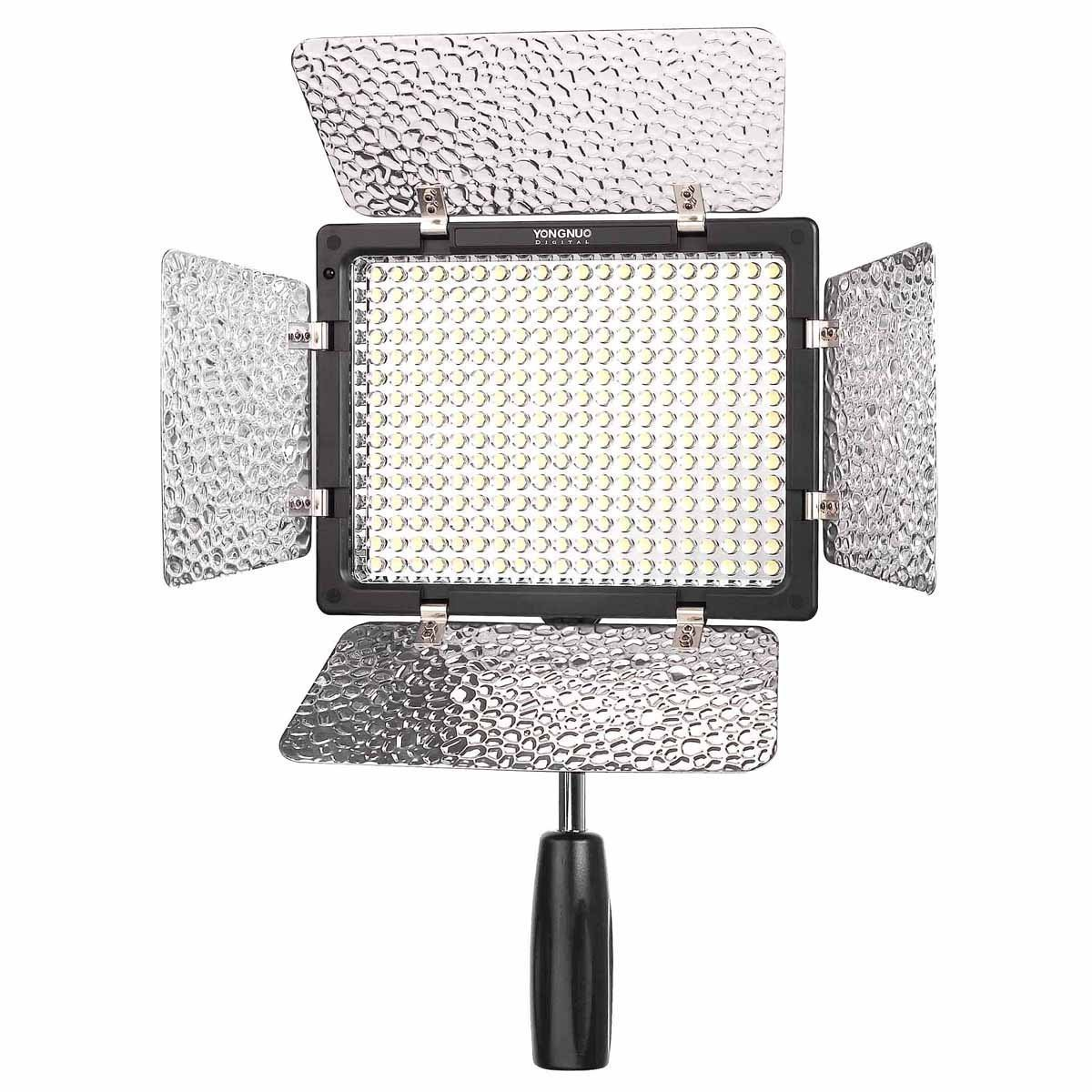 Yongnuo_ YN-300-II 300 LED Camera/Video Light With Remote