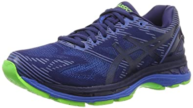 ASICS Gel-Nimbus 19 Lite-Show Mens Running Trainers T7C3N Sneakers Shoes (UK