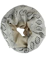 2 Coloured Loop Scarf / Women´s scarf in various colours