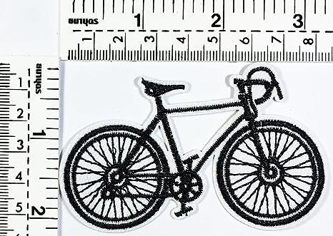 Amazon.com: Bicycle Mountain Road Bike kids cartoon patch ...