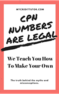 Amazon com: HOW TO CREATE A CPN NUMBER 100% LEGITIMATE WAY AND BOOST