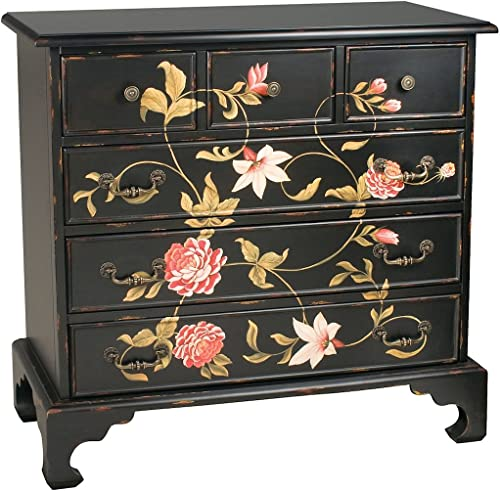 Sterling Home IN Bloom chest of drawers
