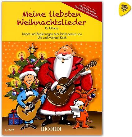 Mis Seres Queridos Canciones de Navidad para guitarra – Una ...