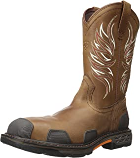 92e567b0d34 Amazon.com | ARIAT Men's Powerline H2O Composite Toe Boot ...