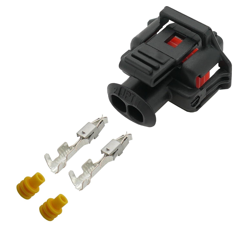 Reparatursatz Stecker 2, 5mm² Injektor Einspritzdüse HDi 1, 9 CDTi Cable Solution