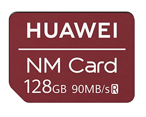 HUAWEI Nano Memory Tarjeta de Memoria 128 g para mate20/mate20 Pro