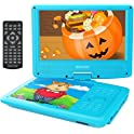 "DBPOWER 9"" Portable DVD Player for Kids"