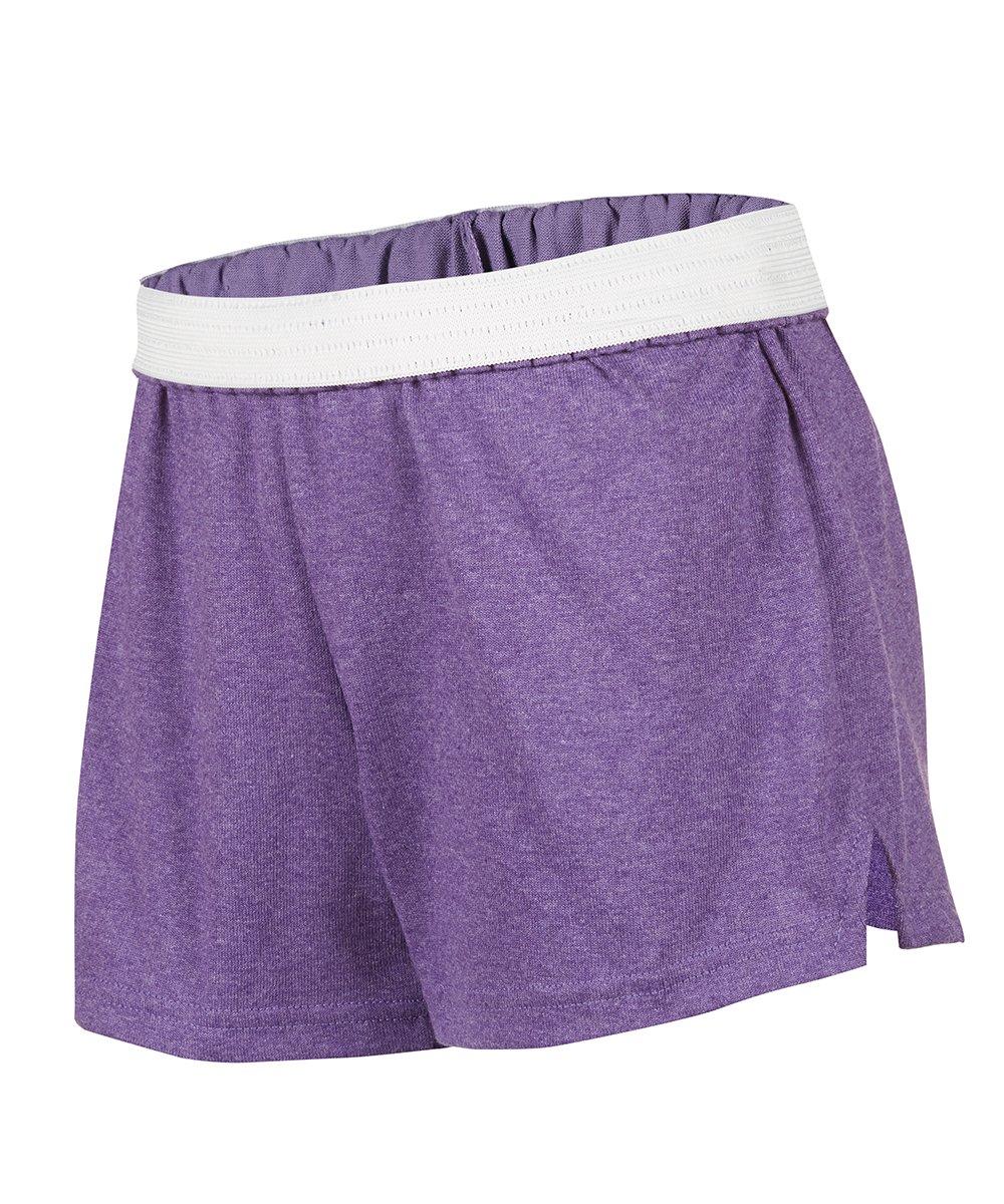 Soffe Womens Authentic Short (M037) -Team Purpl -Medium