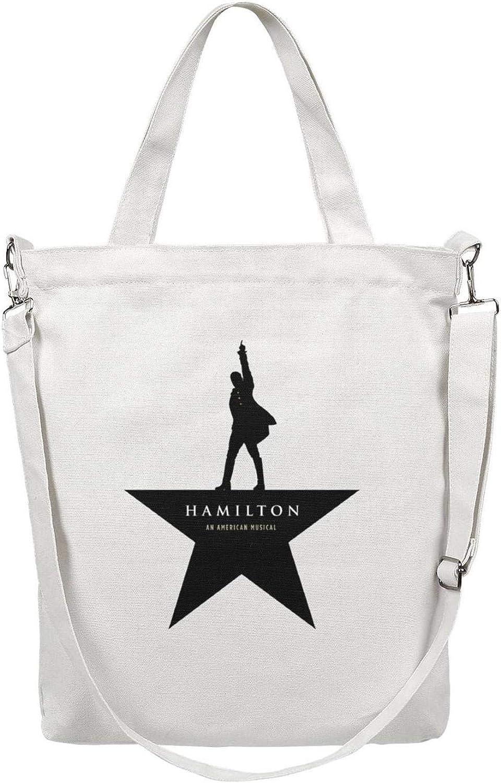 Womens Canvas Grocery Tote Handbags Casual CrossBody Shoulder Bag Popular Musical Symbol Essential Shopping Hobo bag