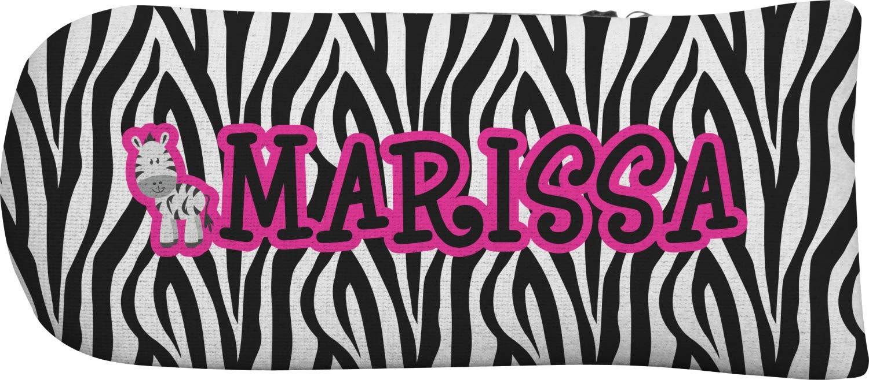 Zebraパターカバー( Personalized ) B013WYV6R6