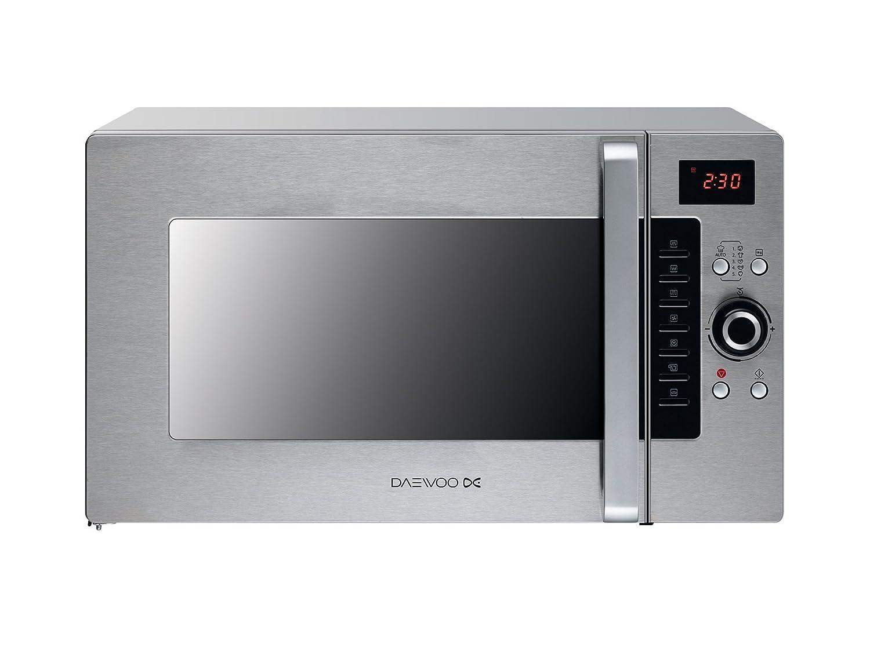 Daewoo KOC9Q4T Encimera 28L 900W Acero inoxidable - Microondas ...