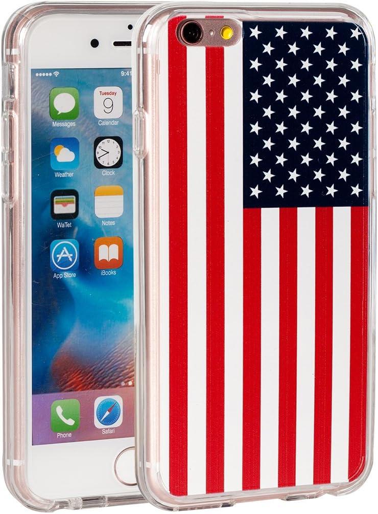 Rossy iPhone 5s FundaiPhone Se Funda Retro Vintage Old Usa