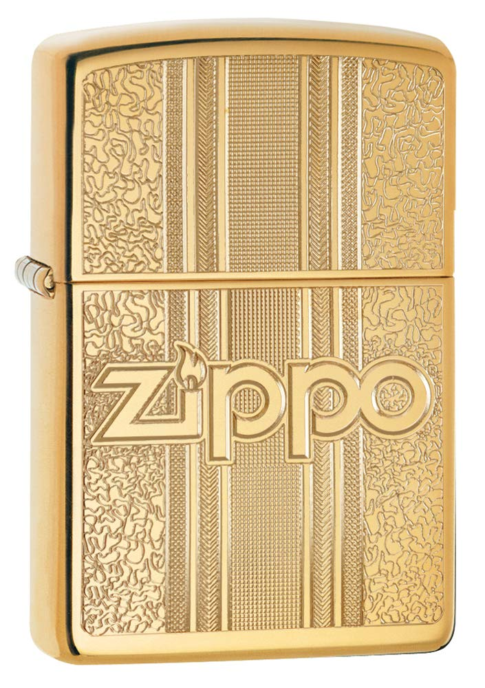 Zippo and Pattern Design Pocket Lighter