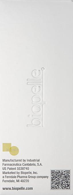 Amazon.com: biopelle Tensage Radiance Eye Cream (15 g, 0,52 ...