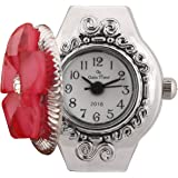 GT Gala Time New Design Unique Concept Stylish Finger Ring Watch For Girls & Women