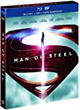 Man of Steel - Combo DVD + Blu-Ray + Copie Numérique [Blu-ray] [Combo Blu-ray + DVD + Copie digitale]