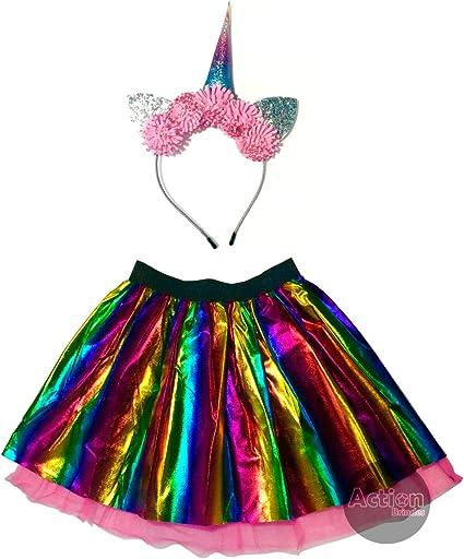Fantasia Unicornio Infantil Amazon Com Br