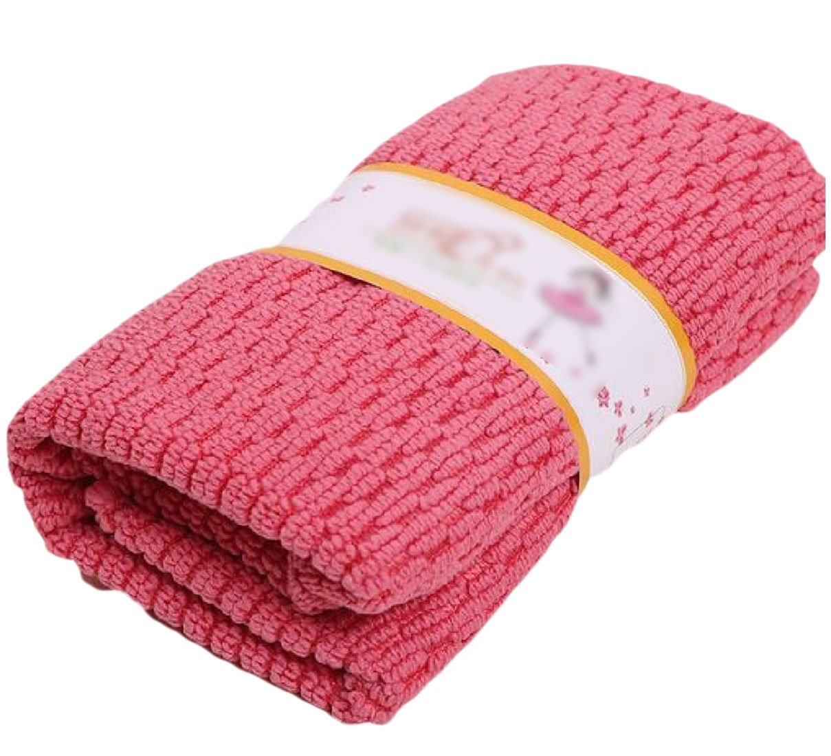 Fieer Ultra Absorbent No Mildew Smell Multi Purpose Tidy for Kitchens Odor-Free Soft Rags Antibacterial Set of 3 Kitchen Dishcloths Red