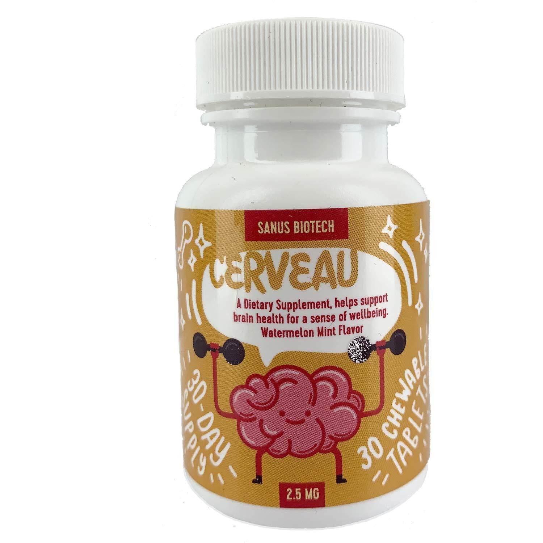 Cerveau - Bottle Supplement