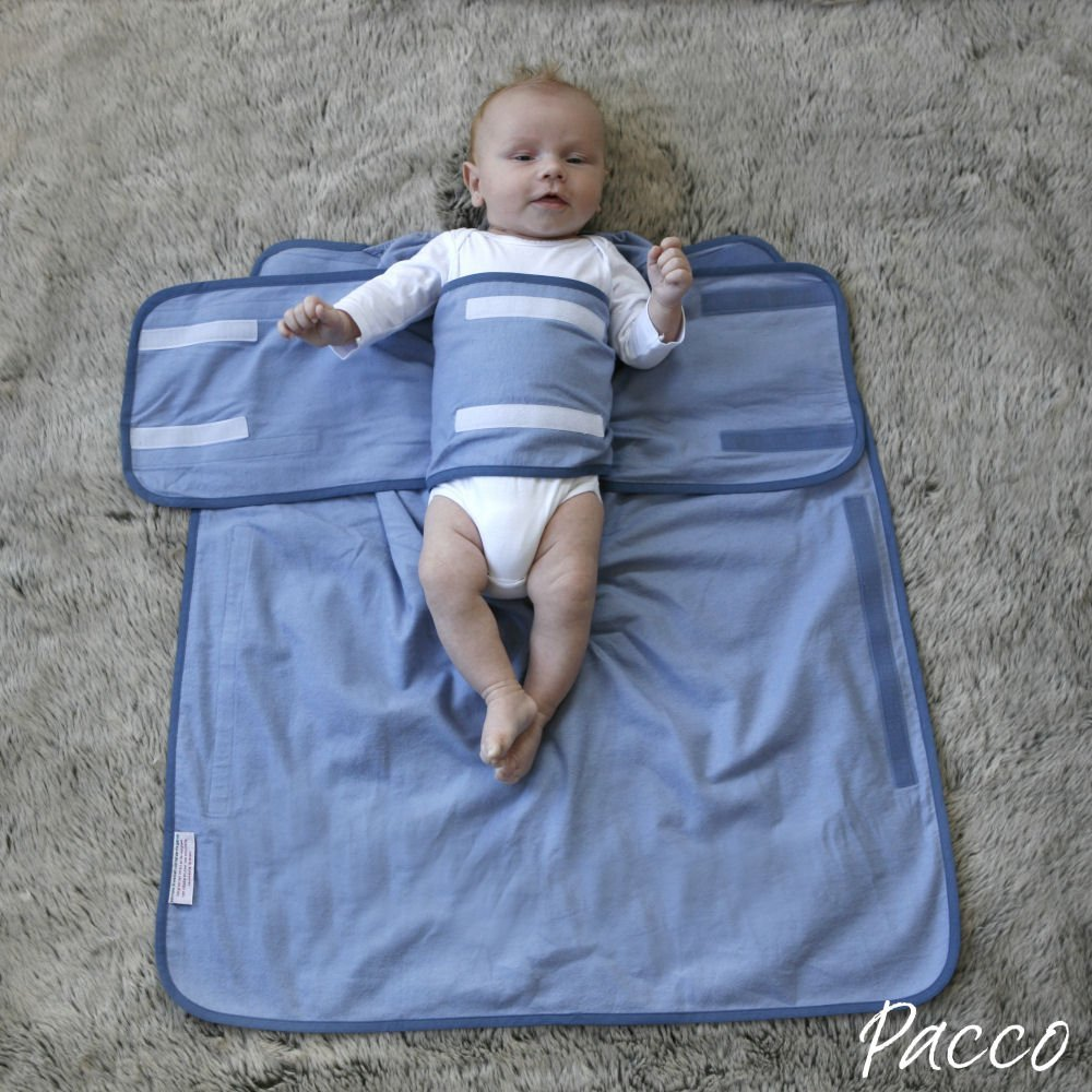 Pacco Piccolo Blau 4-7 kg