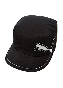 171ab2632d5 ... canada puma fairview military cap black one size 51abe 01ff7