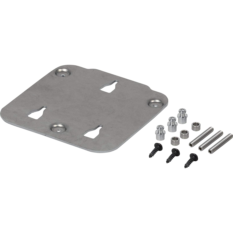 SHAD X010PS Platina Pin System Fijaci/ón Bolsas Dep/ósito Motos Honda 0.65800000000000003 Negro