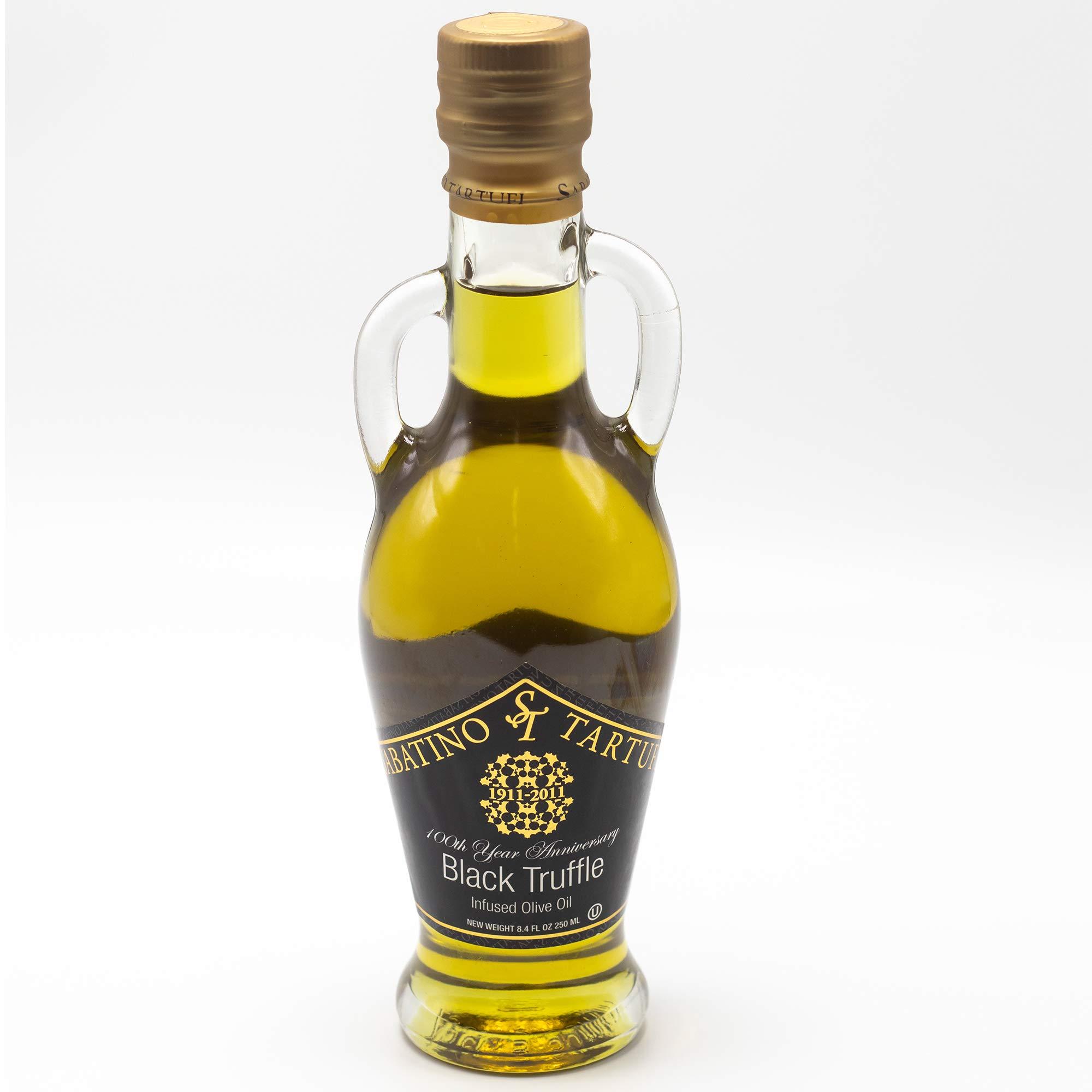 Sabatino Tartufi Black Truffle Infused Olive Oil, 8.4 Ounce