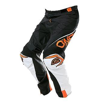 Oneal Element Burnout MX DH MTB Pant Hose lang schwarz//orange//gelb 2018 Oneal Gr/ö/ße 54 38