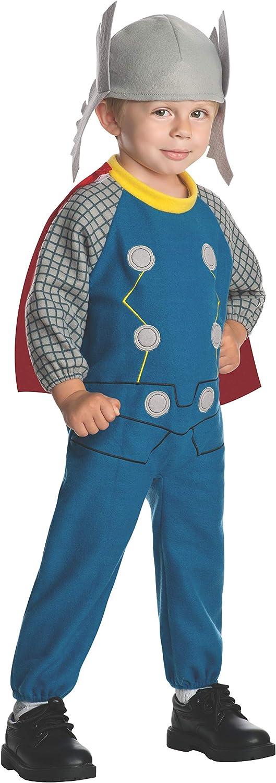 Rubie's Marvel Super Hero Adventures Fleece Toddler Costume