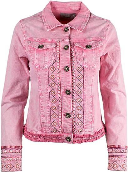 Boho 38sRose Veste 19swen06 Chaq Pink Desigual Femme drxBCoQeW