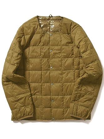 38b431323ec40 (ビームスライツ)BEAMS LIGHTS ブルゾン TAION クルーネック インナーダウン ジャケット メンズ