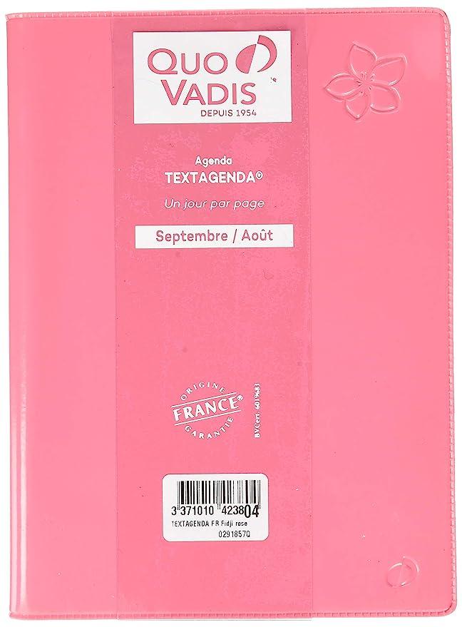 Amazon.com : Quo Vadis Fiji Textagenda Daily Academic Diary ...