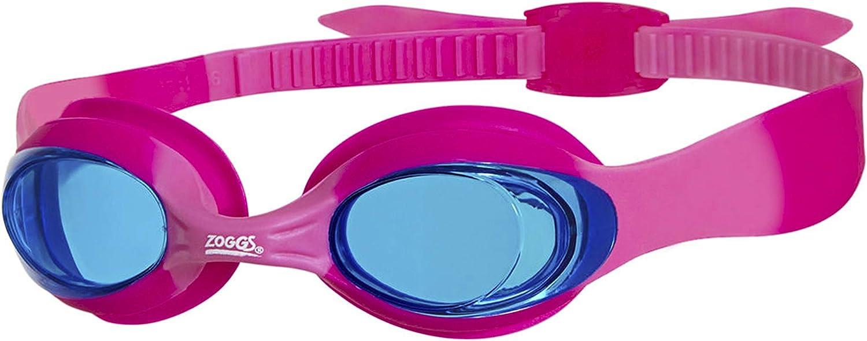 Zoggs Little Twist - Gafas de natación para niños con protección UV y antiniebla, Infantil
