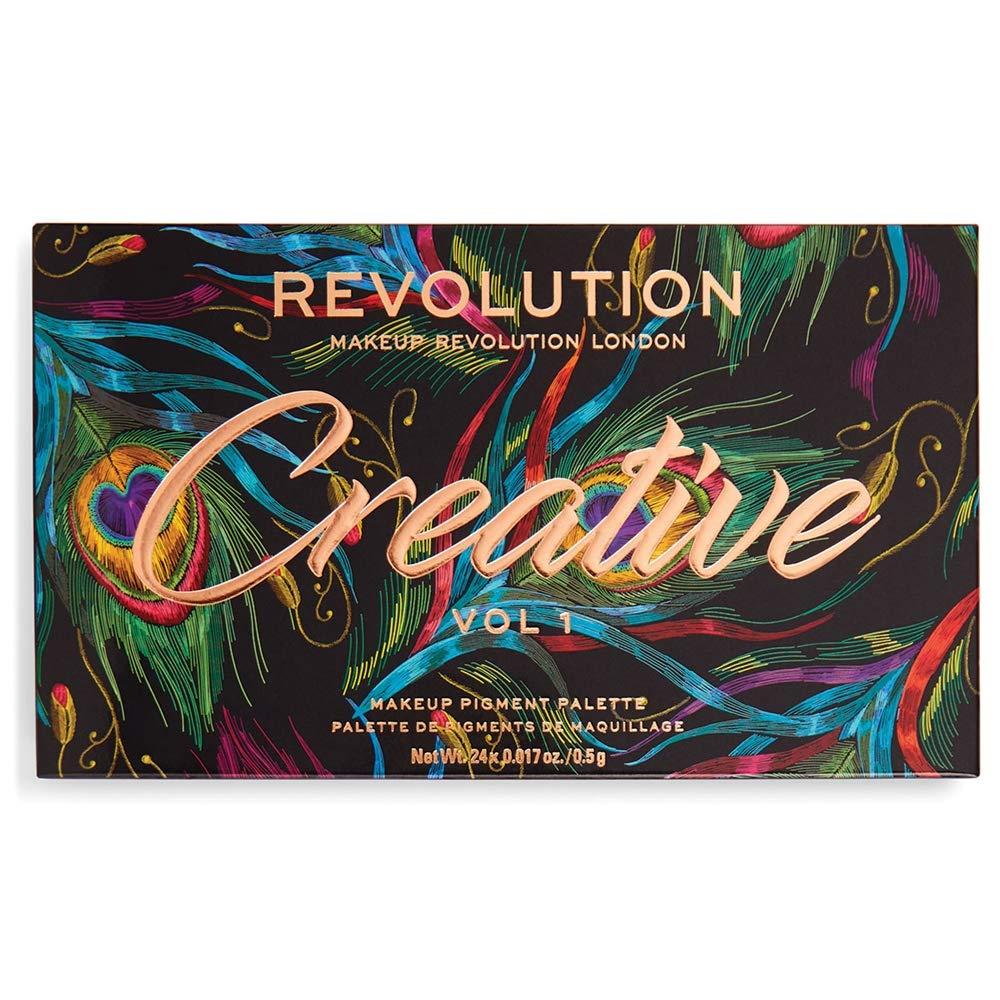 Makeup Revolution Eyeshadow Palette, Creative Vol. 1