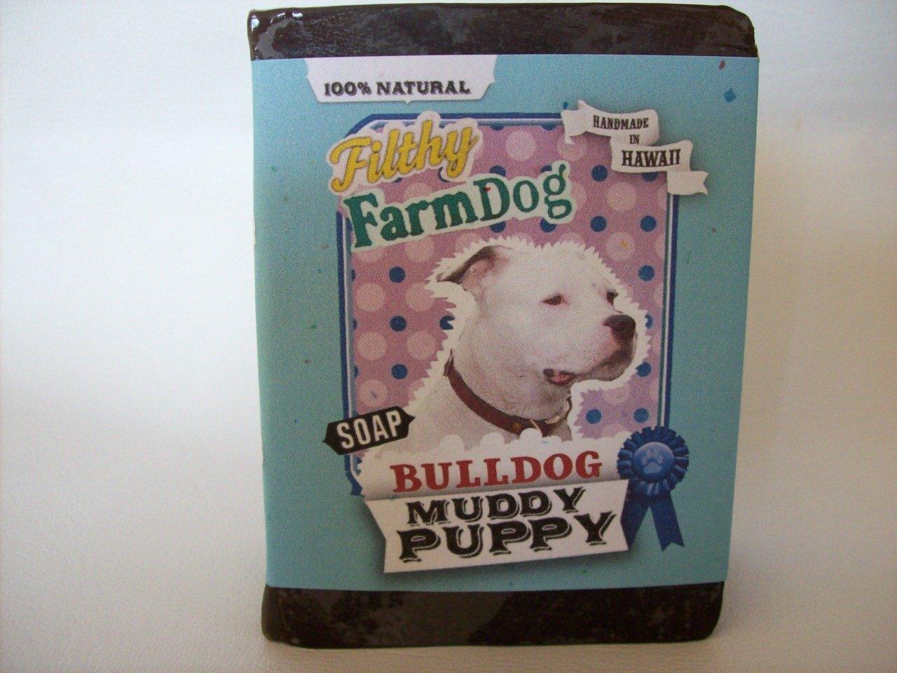 Filthy Farmdog Soap Bulldog Muddy Puppy