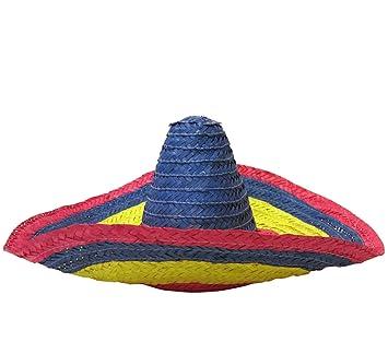 Sombrero mejicano  Amazon.es  Juguetes y juegos 52ef219f415
