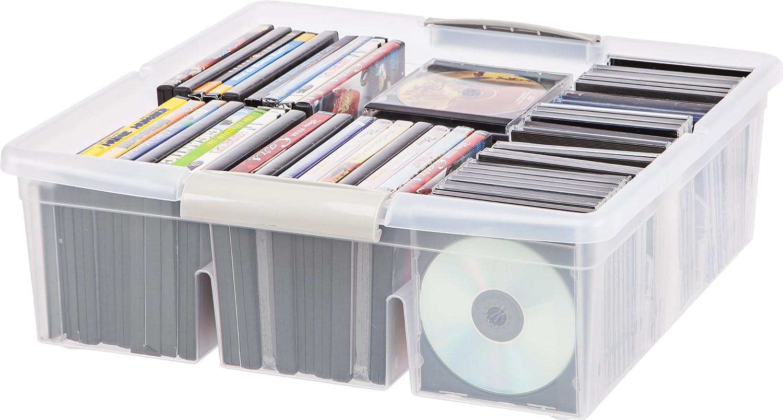 Amazon.com: Dividido grande caja de almacenamiento ...