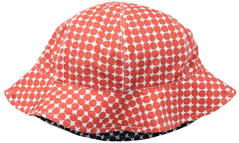 Petit Bateau Baby-Girls Newborn Fixo Dot Print Hat 1ffbcd58dd56