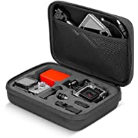 O RLY Portable Shockproof Protective Carry Case Bag Box for GoPro Hero 4 5 6 Cam SJCAM/Apeman/campark/akaso Action Camera Accessories