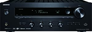 Onkyo TX-8160 2 channel Network Stereo Receiver with built in AirPlay, Wi-fi and Bluetooth