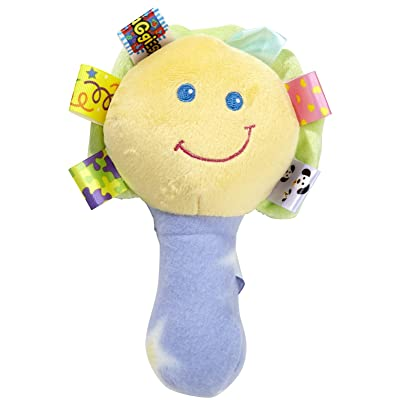 Mary Meyer TAGGIES See Me Rattle - Colors may vary : Baby Rattles : Baby