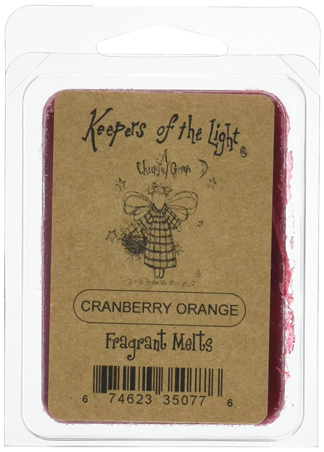 A Cheerful Giver Cranberry Orange Candle Melts FK77