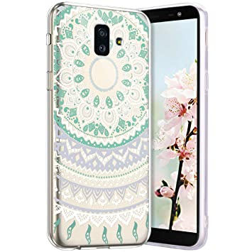 Robinsoni Funda Compatible con Samsung Galaxy J6 Plus 2018 ...