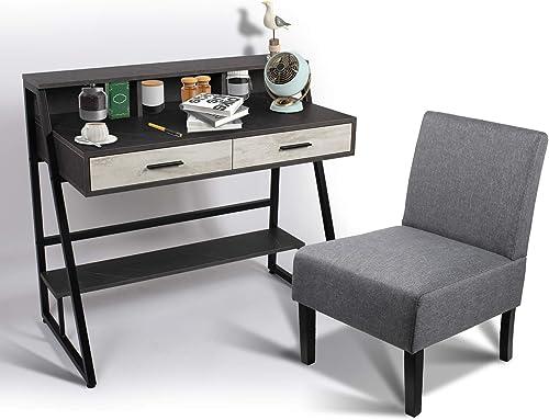 Home Office Computer Desk Set