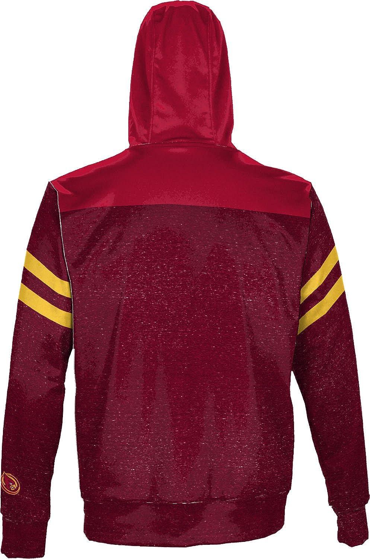 Game Time Iowa State University Mens Pullover Hoodie School Spirit Sweatshirt